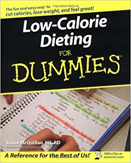 Book Low Calorie Dieting For Dummies