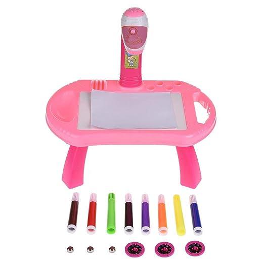 Juego de pintura para proyector de niños Kit de pintura para ...
