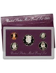 1990 S US Mint Proof Set OGP