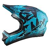 7 Protection 7iDP 2018 M1 Cycling Helmet – 7706 (Gradient Matte Teal/Black – L (58-60CM)) Review