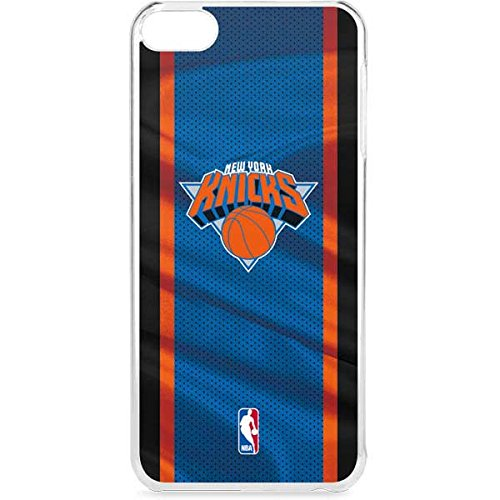 Skinit NBA New York Knicks iPod Touch 6th Gen LeNu Case - New York Knicks Away Jersey Design - Premium Vinyl Decal Phone Cover by Skinit