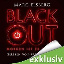 """Marc Elsberg - """"Blackout: Morgen ist es zu spät"""""""
