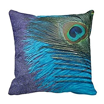 poetic mu and keinen matching prod items peacock pillow p