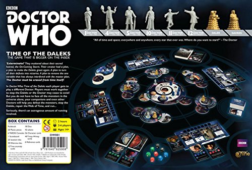 The 8 best doctor who games