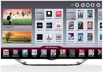 LG 47LA860V - Televisor LED Plus 3D de 47