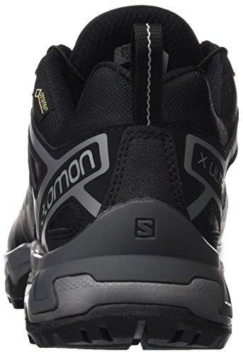 Salomon Herren X Ultra 3 GTX Trail Laufschuh Schwarz
