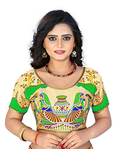 Hiral Designer Women Readymade Blouse Designer Cotton Silk Blouse Saree Casual Choli Blouse Party Ware Choli
