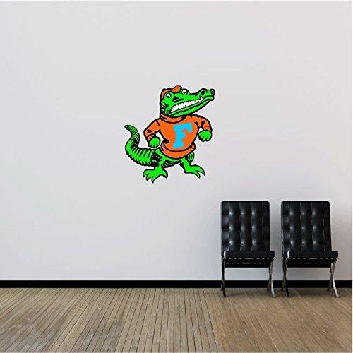 Florida Gators NCAA USA Logo College Sport Art Wall Decor Sticker 23'' x 22'' by postteam