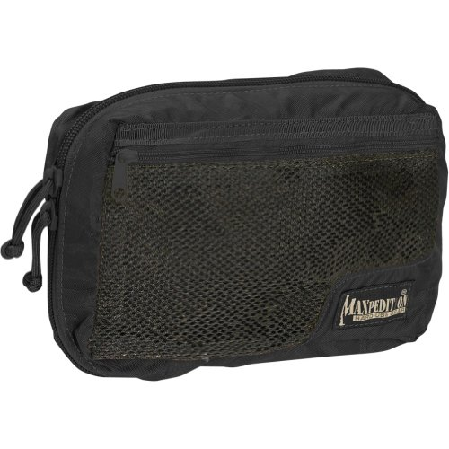 Individual First Aid Pouch (Black)