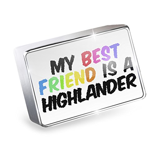 Floating Charm My best Friend a Highlander Cat from America Fits Glass - Best Glasses Americas Womens
