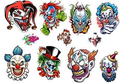 (Clown Collection (Evil Clown Temporary)