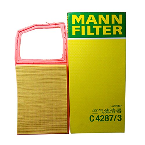 Mann air filter C4287/3 VW CROSS POLO GOLF (Vw Polo Air Filter)
