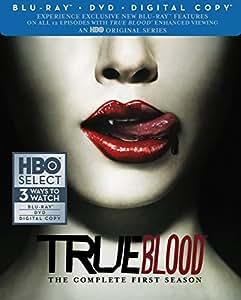 True Blood: The Complete First Season [Blu-ray + DVD + Digital Copy]