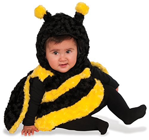 Bumble Bee Costume Baby (Rubie's Costume Co. Baby Bumble Bee Costume, As Shown, Toddler)