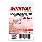 WINKWAX W-105 Advacned Ski and Snowboard Wax for Warm 5.4 oz / 153g