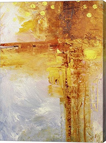 Presence by Natasha Wescoat Canvas Art Wall Picture, Gallery Wrapped with Image Around Edge, 18 x 25 inches by Great Art Now