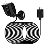 Power Adapter for Blink XT,LANMU Weatherproof Outdoor Power Supply Cable Cord for Blink XT Home Security Camera with Wall Mount Bracket and Camera Shade,Blink XT Accessories (26ft/8m)
