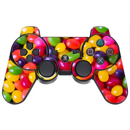 colorful-candy-ps3-dual-shock-wireless-controller-vinyl-decal-sticker-skin-by-compass-litho