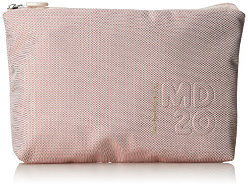 Mandarina Duck Damen Md20 Minuteria Schultertasche, Pink (Miaty Rose), 4x19x28.5 cm