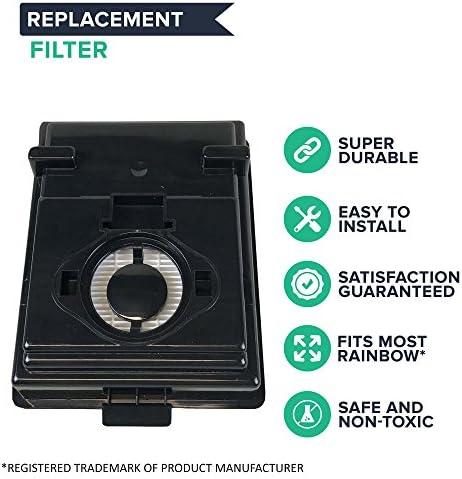 Crucial - Filtro de repuesto para aspiradora compatible con ...