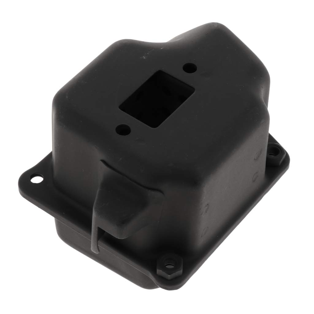 Accesorios De Motor Motor Recortador PETSOLA Accesorios De Motosierra Silenciador De Escape para Stihl 034 036 MS340 MS360