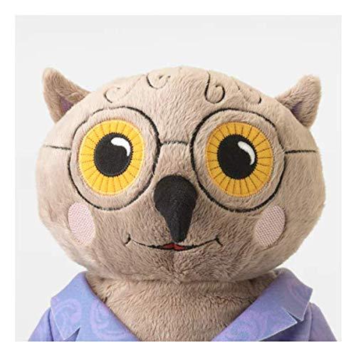 Soft Toy Owl Ikea KATTUGGLA