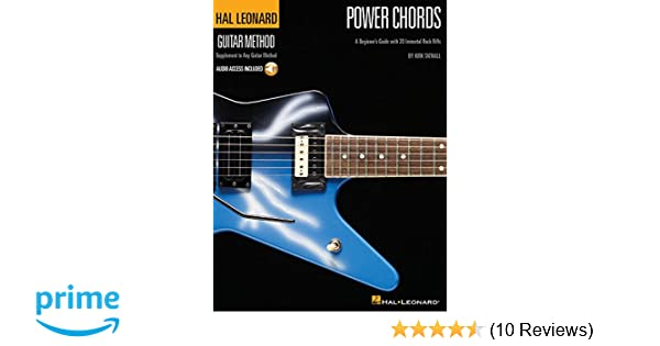 Amazon Power Chords A Beginners Guide With 20 Killer Rock