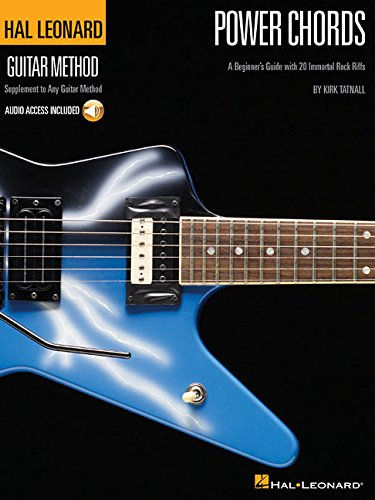 Power Chords: A Beginner's Guide with 20 Killer Rock Riffs (Hal Leonard Guitar Method - Songbook Rock