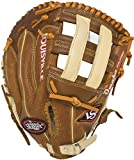Louisville Slugger Omaha Pure Brown First Base Mitt