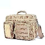 YAKEDA® Outdoor Laptop Backpacks Travel Rucksack Daypack with Tear Resistant Design Travel Bags Knapsack up to 15.6 Inch Laptop Macbook Computer Backpack-KF-038