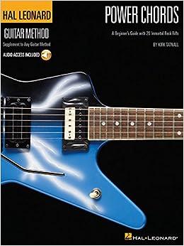 Hal Leonard Guitar Method - Power Chords: Power Chords (Book/CD (Hal Leonard Guitar Method (Songbooks))