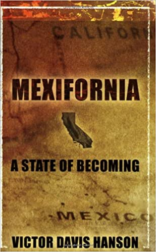 Mexifornia a State Of Becomin