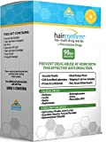 HairConfirm Hair Follicle Drug Test Kit, 12 Drugs Tested 90 Day Report (Express)