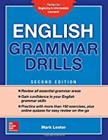 English Grammar Drills, 2nd Edition Front Cover