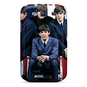 Samsung Galaxy S3 Bgw3181qCWO Provide Private Custom Stylish The Beatles Pictures Great Cell-phone Hard Covers -ColtonMorrill