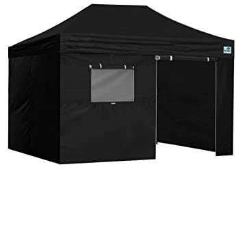 Eurmax Basic 8x12 Ez Pop up 4 Wall Canopy Instant Outdoor Party Tent Shade Gazebo+  sc 1 st  Amazon.com & Amazon.com : Eurmax Basic 8x12 Ez Pop up 4 Wall Canopy Instant ...