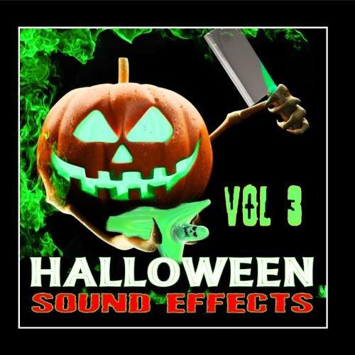 Halloween Sound Effects Vol 3 ()