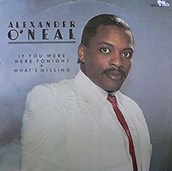 alexander o neal if you were here tonight free download
