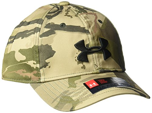 Under Armour Camo Cap 2.0, Ridge Reaper Camo Ba (900)/Black, One Size from Under Armour
