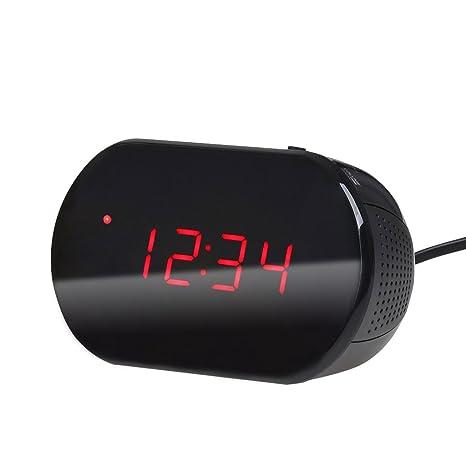 Excelvan LK-T091- Radio Despertador Reloj Escritorio Digital (Alarma, Temporizador, Pantalla