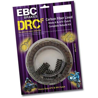 Ebc drc79 clutch set cr250 94-07 - Clutch Set Ebc Plate
