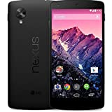 LG Nexus5bk Google Nexus 5 D820 16GB By LG Factory Unlocked Smartphone, No Warranty, Black