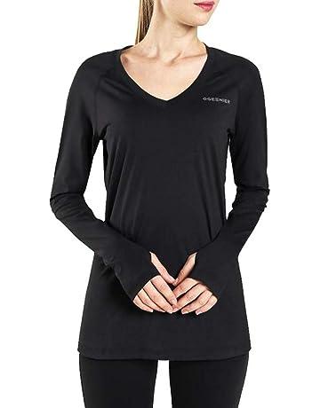 SALOMON Damen athletische T-Shirts Agile Ls Tee W