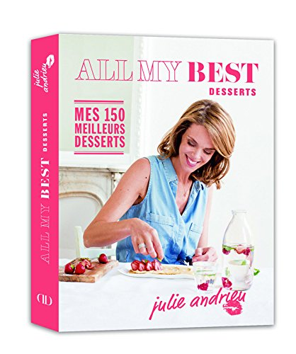 All my best - Desserts