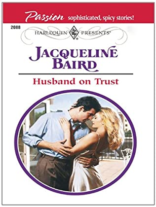 book cover of Husband on Trust