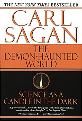 Image result for Carl Sagan Demon haunted world
