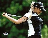 Natalie Gulbis LPGA Golf Authentic Signed 8X10 Photo PSA/DNA #AB83171