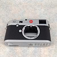 Leica M (Typ 240) 100 Years Edition Digital Rangefinder Camera Body Only (Silver)