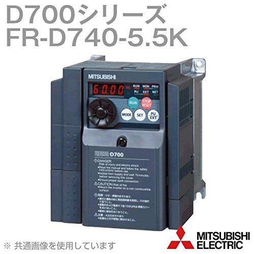 三菱電機 FR-D740-5.5K (簡単パワフル小型インバータ)三相400Vクラス NN B00BS76GZW