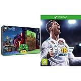 Xbox One: S 1TB + Minecraft + FIFA 18